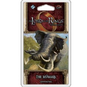 Lord of the Rings : The Card Game – The Mumakil Adventure Pack